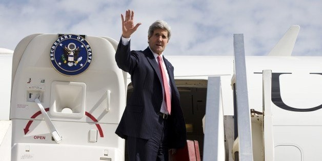 John Kerry Hasn't Been MIA On The Middle East -- If Anything, He's Traveled Too Much
