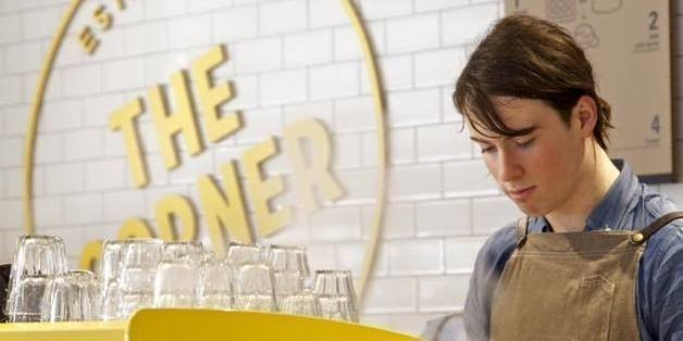 McDonald's Tries Going Upscale With New Café Called 'The Corner'