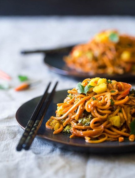 10 Veggie Noodle Recipes to Finally Try at Home