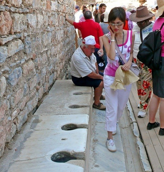 Clickless in Ephesus: How I Missed (What's left of) the Wonder of Wonders