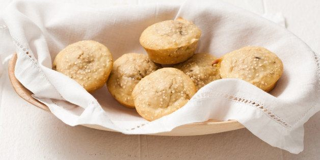 Recipe Of The Day: Banana Muffins   HuffPost Life