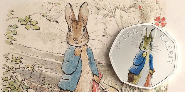 Peter Rabbit Commemorative 50p Coin Launched By Royal Mint – Here's How To Get One