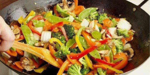 Better Than Take-Out: 5 Easy, Asian Stir Fry Recipes   HuffPost Life