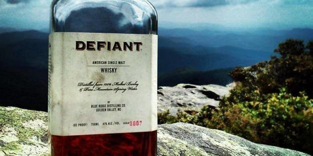 Defiant Whisky Is The First One We've Ever Wanted To Drink Straight | HuffPost Life