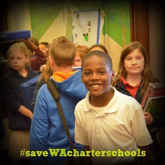 Save Washington State Public Charter Schools