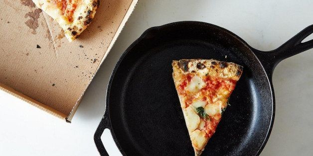 The Best Way to Reheat Pizza at Home