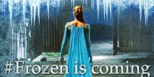 A 'Frozen'/'Once Upon A Time' Crossover Is Definitely Happening