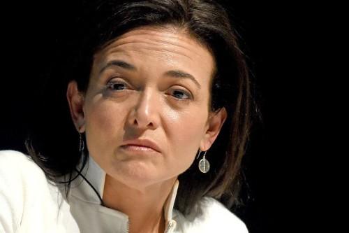 Sheryl Sandberg Warns Of #MeToo Backlash Against Women