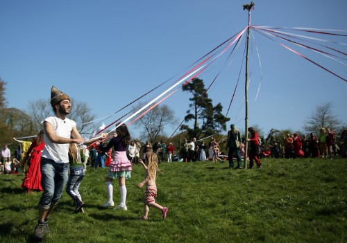 This Is How Pagans Celebrate May Day