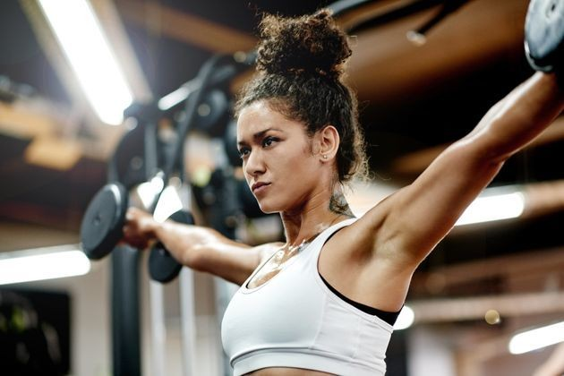 Weight Training Tips For Women: Advice If You're Starting Out For The First Time