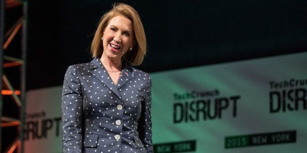 Carly Fiorina Wouldn't Enforce Federal Marijuana Ban In States With Legalization