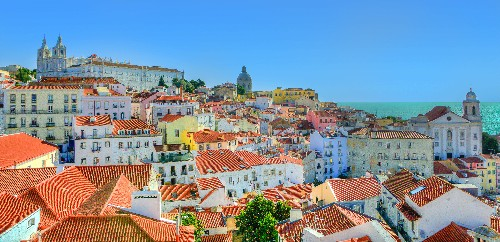 The Romantic Past And Promising Future Of Lisbon, Portugal