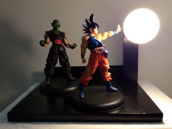 These 'Dragon Ball Z' Lamps Have The Internet Freaking Out | HuffPost Life