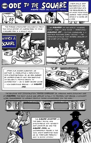 Word Origins Comics: It's Hip to Be Square