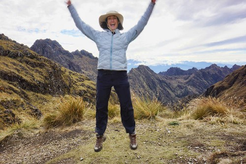 Hiking to Machu Picchu: Over the Hills at 60