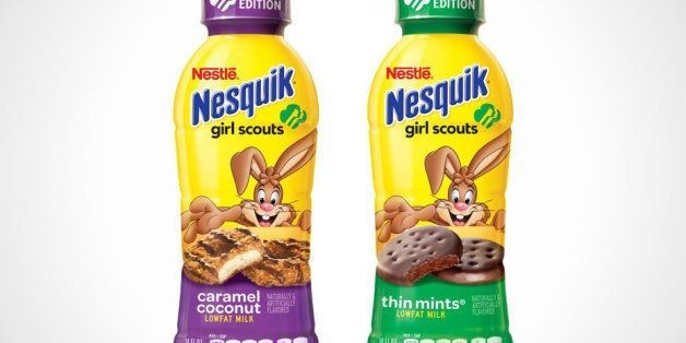 You Can Now Drink Girl Scout Cookies