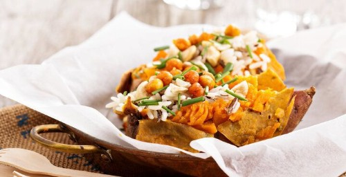 You're Doubling The Glycemic Index Of A Sweet Potato When You Bake It