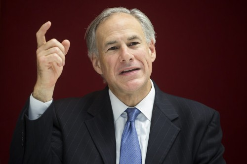 Texas Governor Wants To Amend The Constitution So States Can Ignore The Federal Government