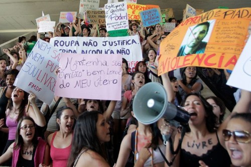 Gang Rape Posted To Social Media Is Forcing Brazil To Confront Violence Against Women