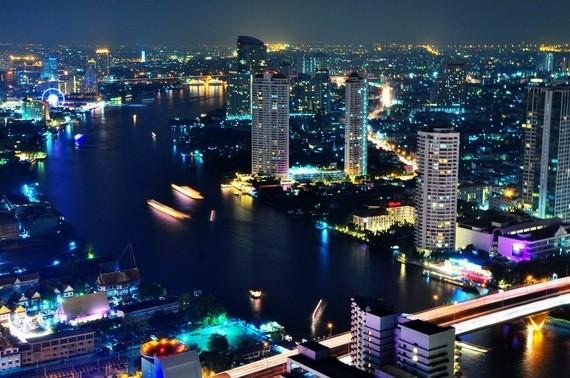 Bangkok food - Magazine cover