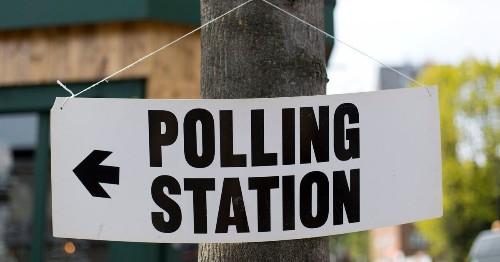 Brexit Party Army Veteran 'Milkshaked' Outside Polling Station In Aldershot