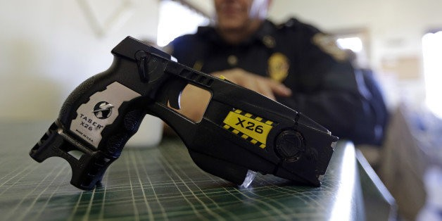 Campus Police Officer Faces Termination For Refusing To Use Stun Gun On Student