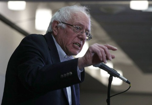 Bernie Sanders Delivered A Killer AIPAC Speech ... In Utah