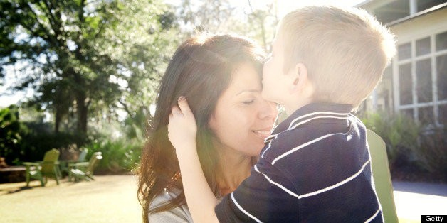 How Moms Can Lead their Sons into Good, Honorable Manhood | HuffPost Life