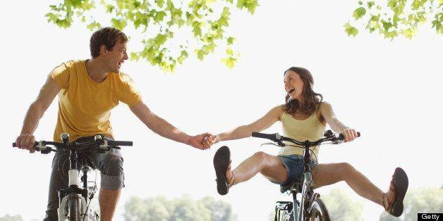 Vibrating Bicycle Seat, 'Happy Ride,' Hits Sex Shop Shelves