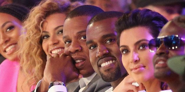 Beyonce Posts Congratulatory Message For Kimye After Skipping The Wedding