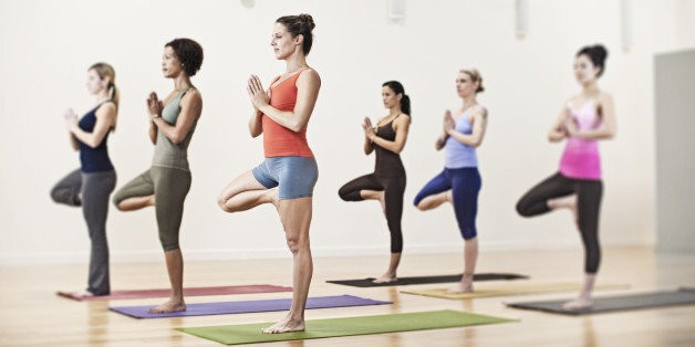 The No. 1 Myth About Yoga (And How Learning The Truth Can Change Your Life) | HuffPost Life