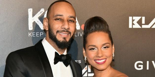 Alicia Keys Welcomes Second Baby Boy With Swizz Beatz