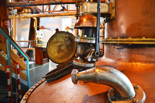 Discovering Local Gins