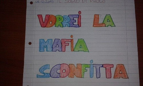 Letter From A Sixth Grade Student: How A New Generation Is Fighting Bullying And Mafia In Italy