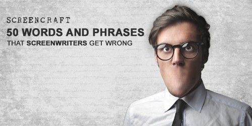 50 Words and Phrases That Writers Get Wrong