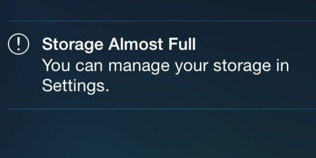 If Your iPhone Is Tight On Storage Space, Try The New iOS Update