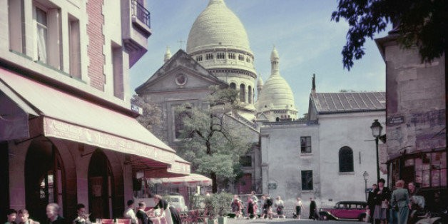 Vintage Paris Photos Take Us Back In Time On Travel Tuesday | HuffPost Life