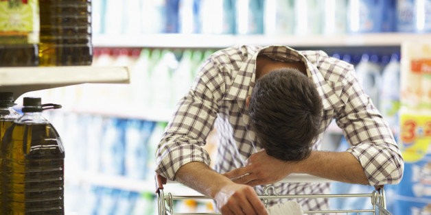Sleep Deprivation Linked With Buying More High-Calorie Foods While Grocery Shopping