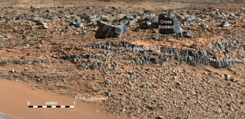 Mars Used To Have Massive Lakes And Streams, NASA Says