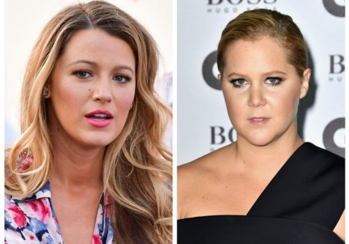 Amy Schumer And Blake Lively Are Calling Out These Sexist Magazine Covers