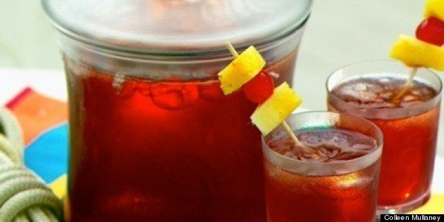 4th of July Big Batch Cocktails | HuffPost Life