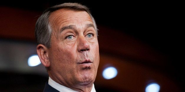 John Boehner: 'We Ought To Give The President What He's Asking For' On ISIS
