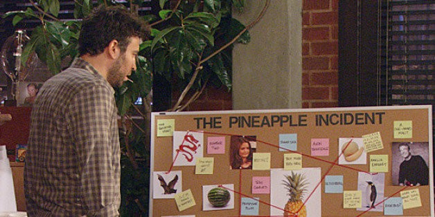 'How I Met Your Mother' Pineapple Incident Mystery Is Finally Revealed