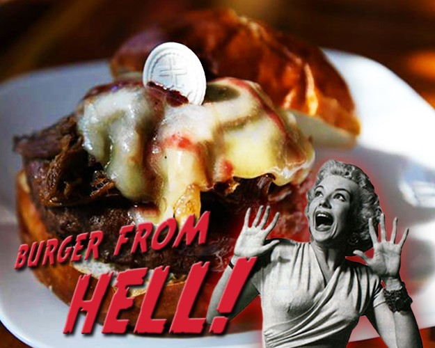 Is this America's Most Offensive Burger?