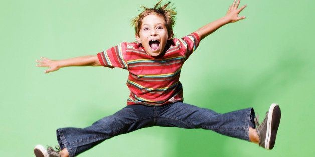 5 Things All 'Spirited' Kids Do That Are Pretty Cool | HuffPost Life