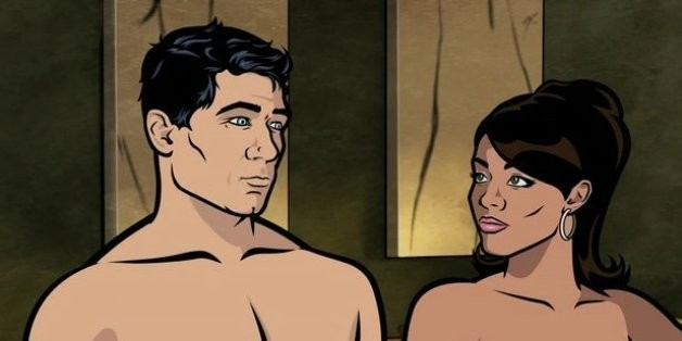 See 'Archer' Characters In The Buff To Prepare For Season 5 (NSFW)
