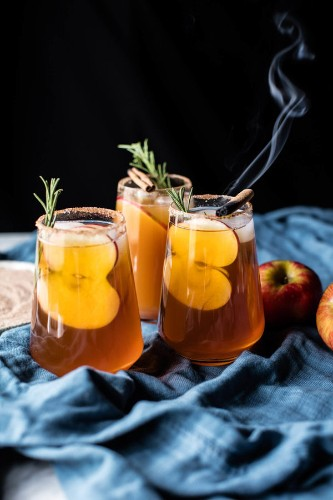 17 Thanksgiving Cocktails So Good, They Rival Pumpkin Pie