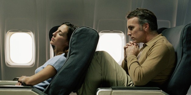 10 Signs You're The Worst Person On Your Flight | HuffPost Life