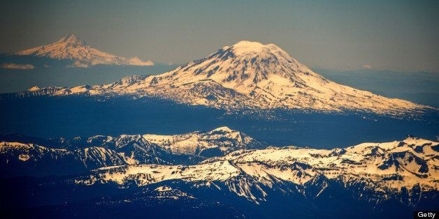 Pacific Northwest: 17 Places We Can Think Of That Are Not Kim Kardashian's Baby | HuffPost Life