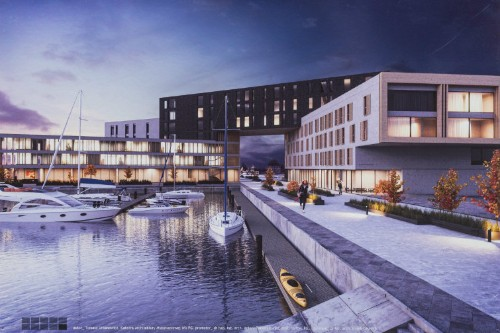 Young Architects' Dreams of Future Gdansk